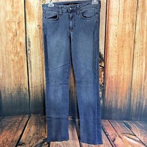 Joes Jeans Micro Flare Skinny Gray Wash Jean Size